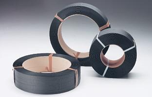 Plastmasas (PP) lentas paku/kravu iepakošanai ,16 mm, Ø 400 mm