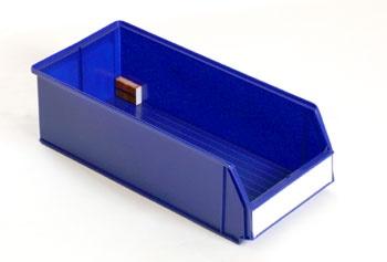 Lādīte 6523-60R, 500 x 230 x 150 mm, zila