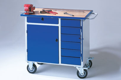Tööriistakäru, mudel 3