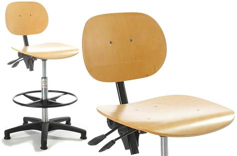Darba krēsls Nature Econ, augstais