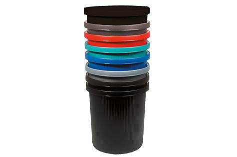 Plastikust prügikorv, 18 L