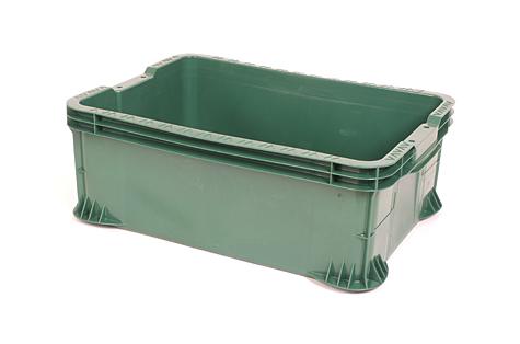 Ящик для хранения, зеленый, 48 л