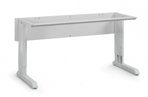 Concept töölaua raam, 1500 x 750 mm, 500kg