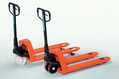 Hidrauliskie ratiņi-pacēlāji, paceļamie galdi-ratiņi