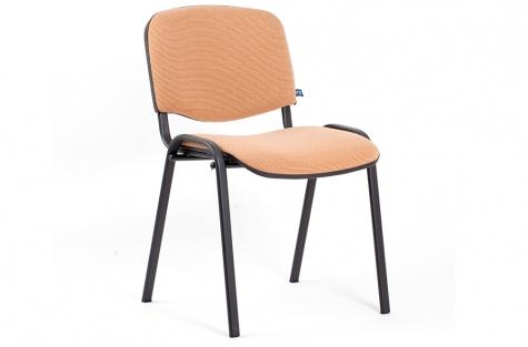 Konferenču krēsls ISO, bēšs/melns