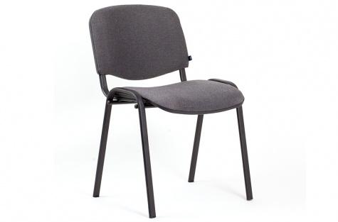 Конференц стул ISO, светло-серый/черный каркас