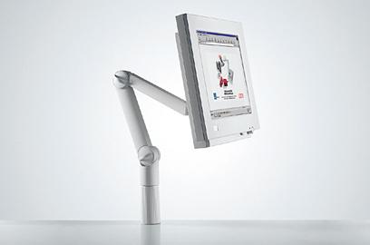 Galda statīvs LCD monitoriem JetMaster II