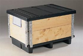 EUR½-kaubaaluse krae, 600 x 800 mm