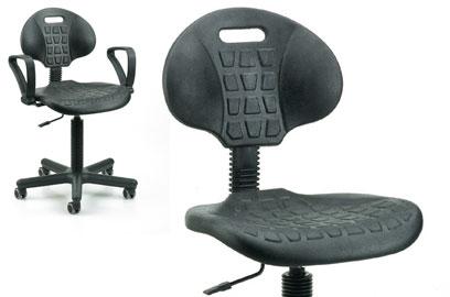 Darba krēsls Nargo RTS, zems