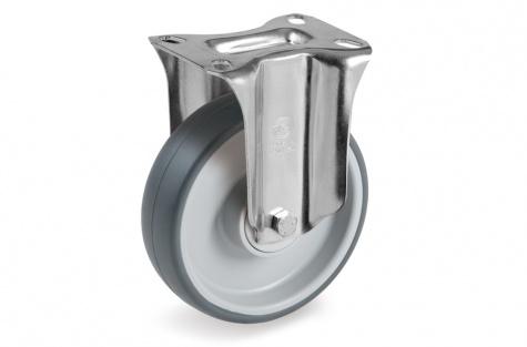 S71 Фиксированное колесо, диаметр 100 x 30 мм