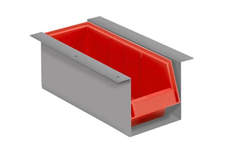 Tarvikute karp lauaplaadi alla PPH TL