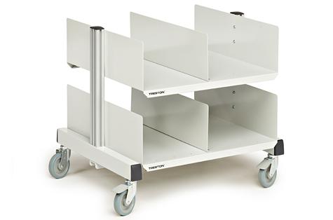 Pakkematerjalikäru PMT 606