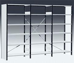 Riiulikomplekt 33 (300 x 2020 x 3050 mm)