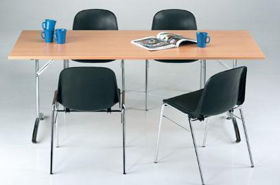 Kokkupandav laud Foldy, 1800 x 800 mm