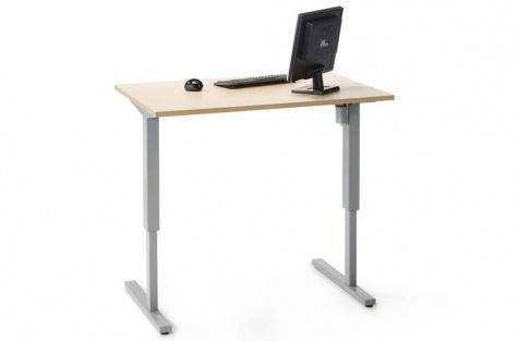 Elektriliselt reguleeritav töölaud Classic Basic, 1200 x 800 mm