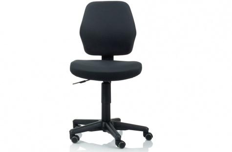 Biroja krēsls Ultra 2 (bez roku balstiem), melns
