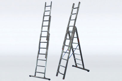 Kombiredel KTY-350, 3 x 7 astet