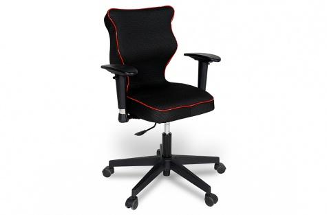 Ergonomisks biroja krēsls Rapid, melns