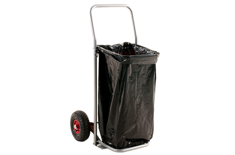 Ratiņi  atkritumu maisiem, 125 l, 600 x 600 x 900 mm