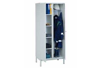 Шкафы для уборочных принадлежностей/одежды