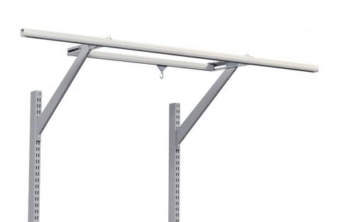Tööriista- ja valgustiraam, M750/1500