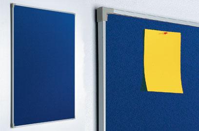 Sinine teadetetahvel, 900 x 600 mm