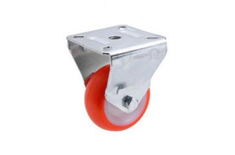 S36 Plaatkinnitusega fikseeritud ratas, Ø 30x18 mm