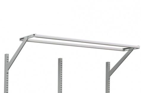 Tööriista- ja valgustiraam, 2 x M500/1500