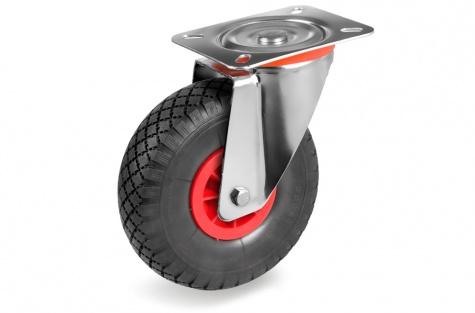 S82AF поворотное колесо с фиксатором, диаметр 260 x 75 мм