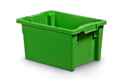 Sorteerimiskast 18l, roheline