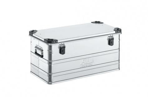 Alumiiniumist säilituskast, 91L