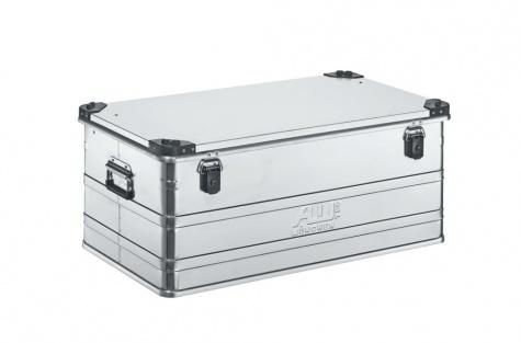 Alumiiniumist säilituskast, 140L