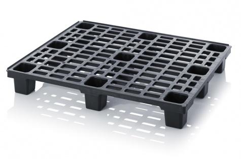 Plastikust FIN-kaubaalus, 1200 x 1000 x 150 mm, defektiga toode