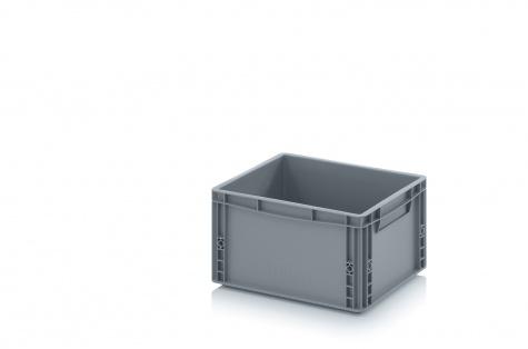 Plastmasas kaste, 400 x 300 x 220 mm, 20 L