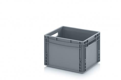 Plastmasas kaste, 400 x 300 x 270 mm, 26 L