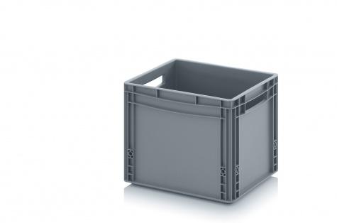 Plastmasas kaste, 400 x 300 x 320 mm, 30 L
