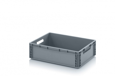Plastmasas kaste, 600 x 400 x 170 mm, 35 L