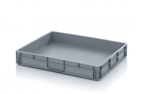 Euro noliktavas kaste, 800 x 600 x 120 mm