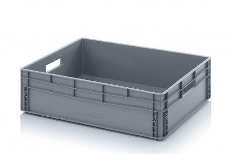Euro-kaste noliktavai, 800 x 600 x 220 mm