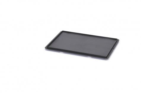 ESD-noliktavas kastes vāks 400 x 300 mm