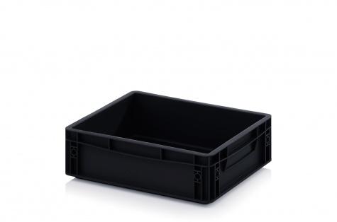 ESD kaste 400 x 300 x 120 mm