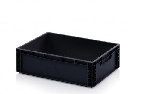 ESD kaste 600 x 400 x 170 mm