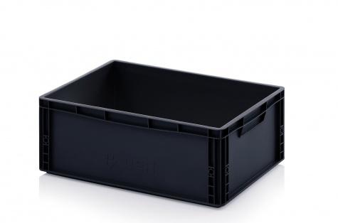 ESD kaste 600 x 400 x 220 mm