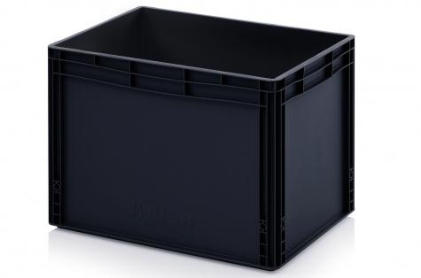 ESD-noliktavas kaste 600 x 400 x 420 mm