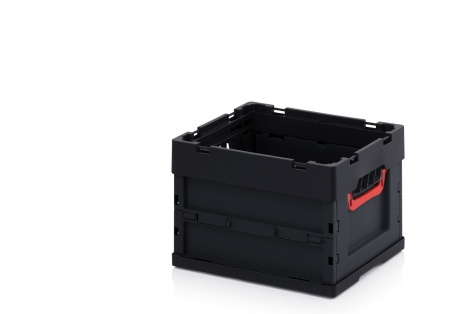 Saliekama ESD-noliktavas kaste, 400 x 300 x 270 cm