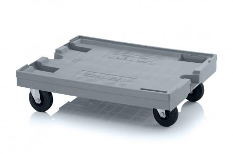 Maxi-kastes ratiņi, 800 x 600 mm