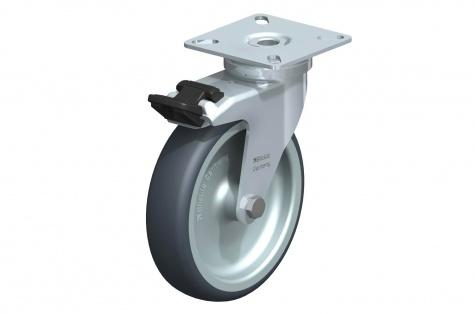 LPA-TPA 100G-FI, pagriežams ritenis ar bremzi