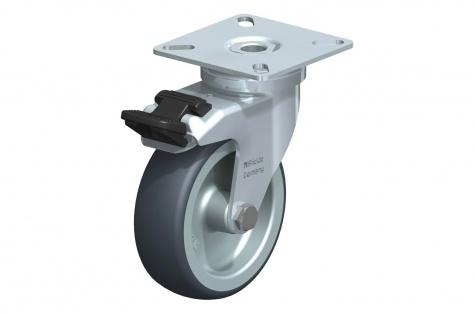 Piduriga ratas LPA-TPA 75G-FI