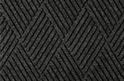 Ieejas paklājs Combi Premiere, melns