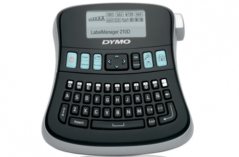 DYMO LabelManager 210D ribaprinter